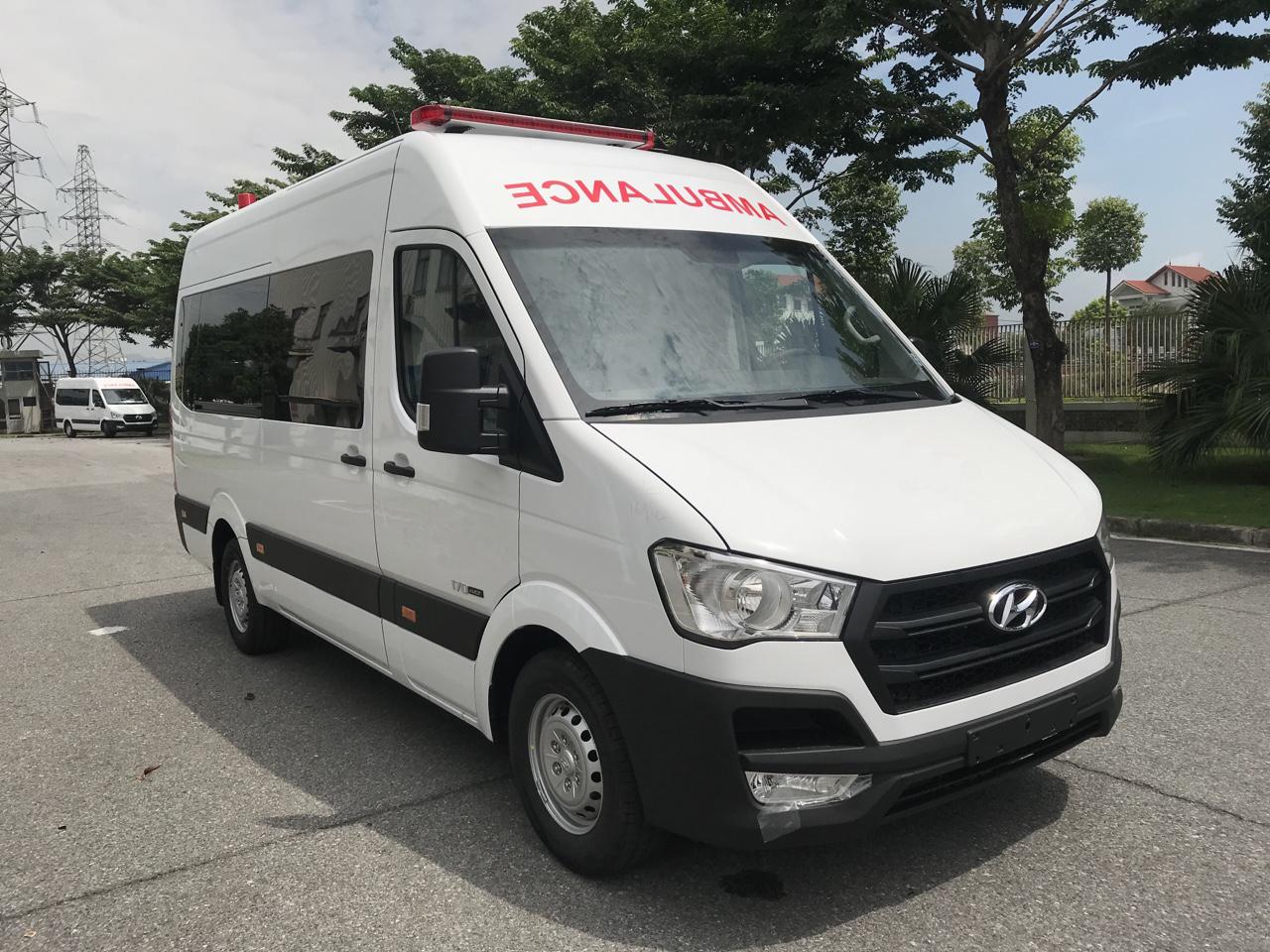 Xe Cứu Thương Hyundai Solati